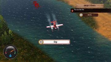 Immagine -4 del gioco Planes 2: Missione Antincendio per Nintendo Wii U